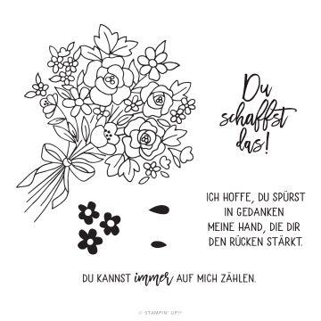 """Paper Pumpkin Set """"Blumen der Freundschaft"""" 4"""
