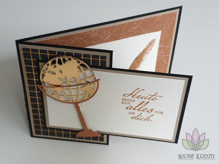 """Hochzeitskarte """"Ewiges Grün"""" 18"""