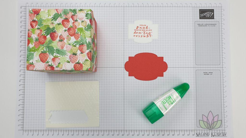 "Marmeladenverpackung ""Sommerbeeren"" 11"
