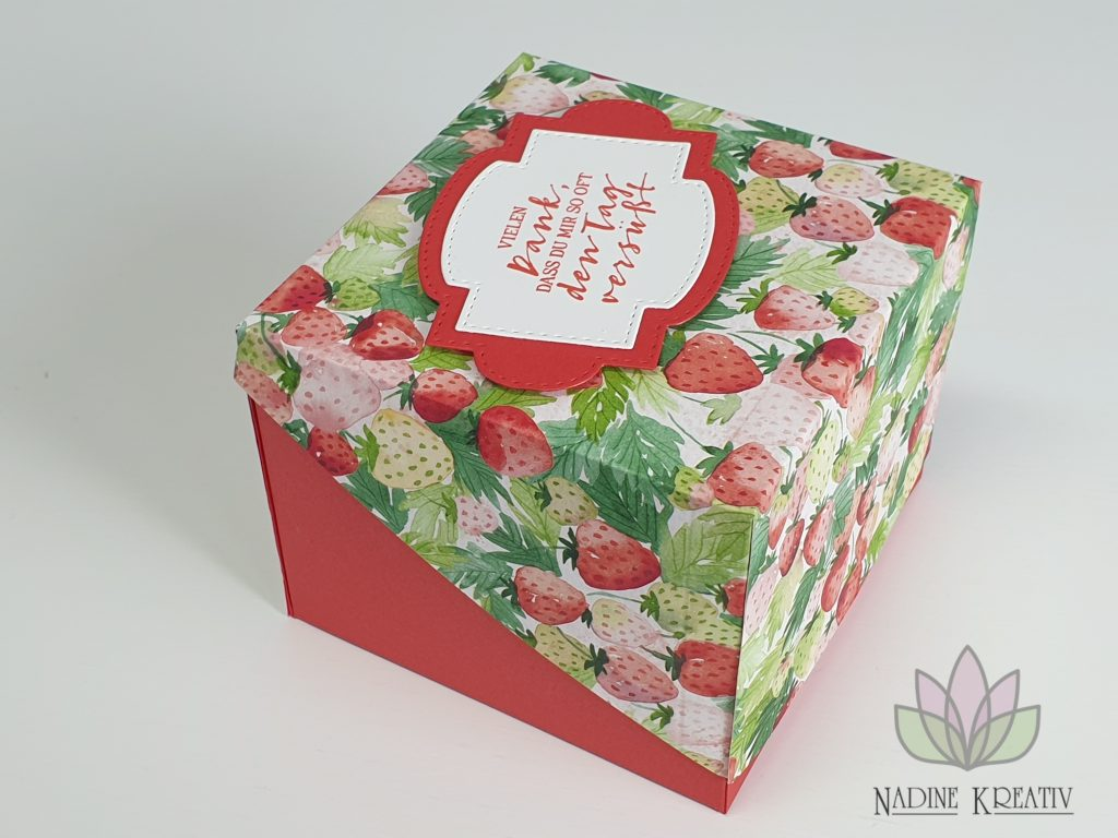 "Marmeladenverpackung ""Sommerbeeren"" 12"